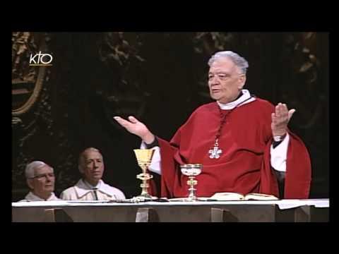 Messe du 11 octobre 2013