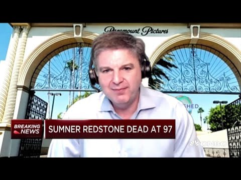 LightShed's Rich Greenfield on media mogul Sumner Redstone's legacy