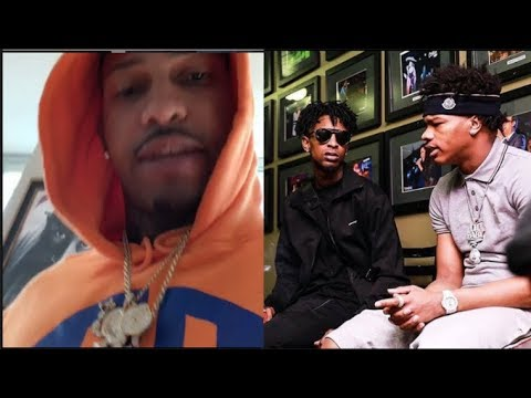 Rapper Trouble Addresses Reckless Driving Of ATL Rappers Following Arrest Of 21 Savage & LIl Baby
