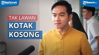 Gibran Raka Yakin Tidak akan Melawan Kotak Kosong di Pilwakot Solo 2020