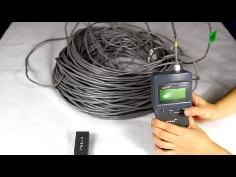 NF-8108 network cable length tester