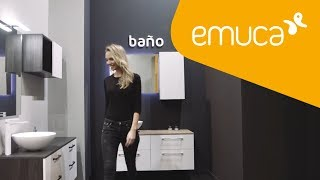 Discover the best products for your bathroom with Emuca