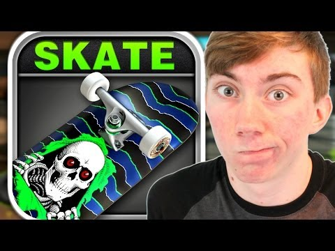 SKATEBOARD PARTY 2 (iPad Gameplay Video)