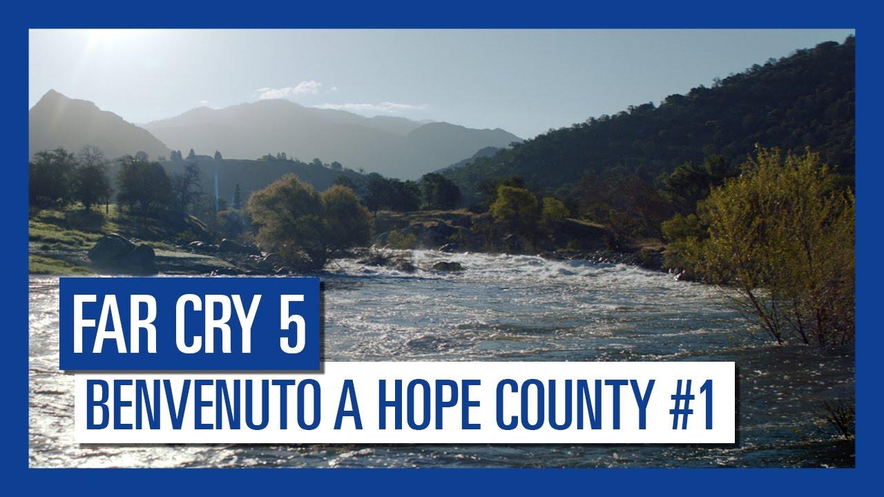 Far Cry 5 - Benvenuto a Hope County