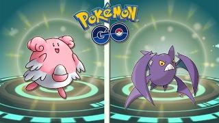Crobat  - (Pokémon) - ¡BLISSEY y CROBAT! Evoluciones de Segunda Generación de Pokémon GO | Keibron Gamer