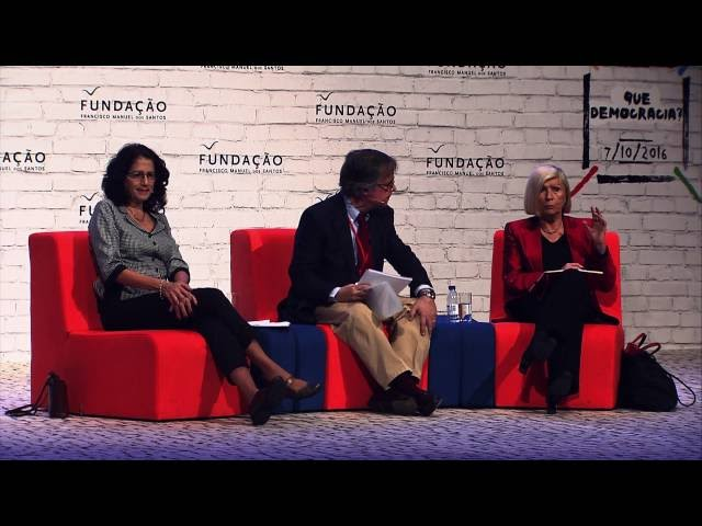 Sessão Plenária I - Democracia sem «demos»?