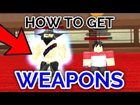 Where to find weapon shop in Boku no Hero Online - смотреть онлайн