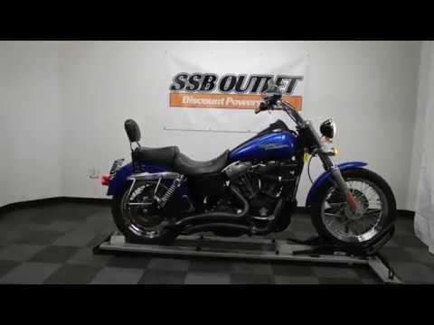2007 Harley-Davidson Dyna® Street Bob® in Eden Prairie, Minnesota