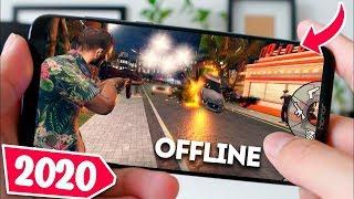 Top 10 MELHORES jogos OFFLINE de 2020 Android/IOS