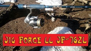 Hearty rise jig force ll jf 762l