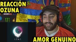 Ozuna   Amor Genuino (Audio Oficial) (REACCIÓN)