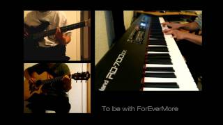 FOREVERMORE Piano Guitar Bass Instrumental (cover) By Side A - PreSonus Audiobox