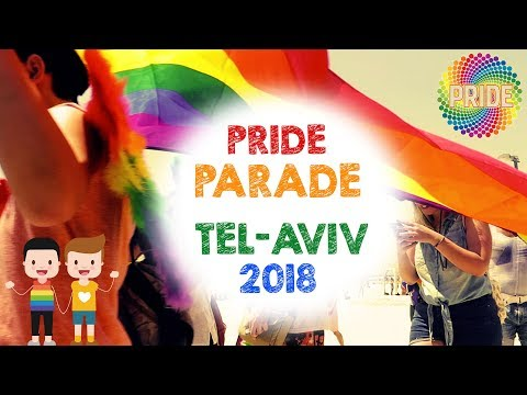 Tel Aviv Pride Parade 2018: BEST MOMENTS!  מצעד הגאווה 2018