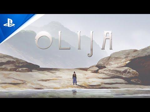 Bande annonce de lancement  de Olija
