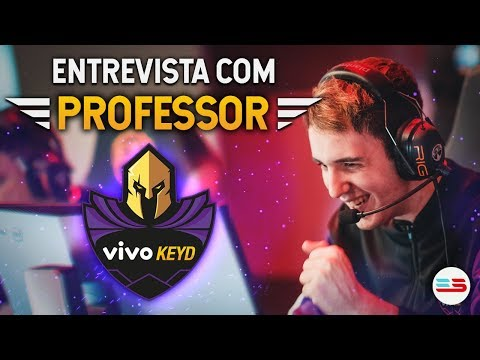ENTREVISTA PROFESSOR
