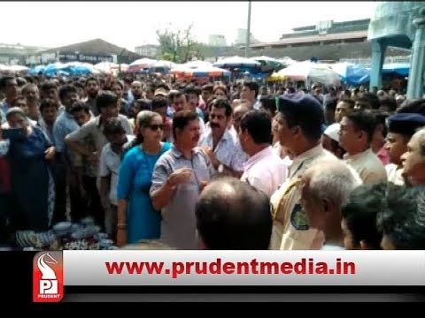 MAPUSA 'FRIDAY MARKET' REMAINED CLOSED FOR 2 HRS _Prudent Media Goa