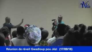 Jésus restaure et sauve son peuple - Guadeloupe (17/09/16)