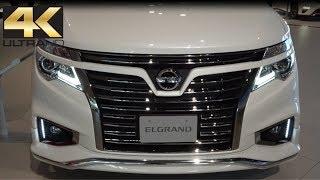 NEW Nissan Elgrand 2019 - 2019 Nissan Elgrand Review Interior Exterior - 日産エルグランド2019年モデル