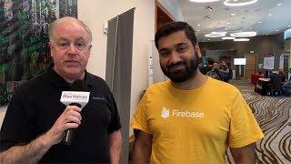 MacVoices #18147: WWDC/AltConf - Syed Salman Qadri On The Firebase Suite of Developer Services