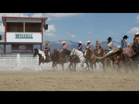 Sights and Sounds of the Wilsall Rodeo