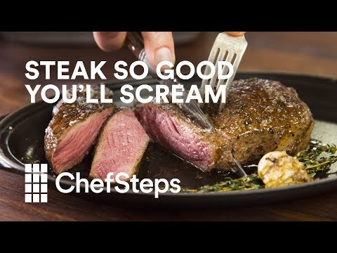 Steak So Good You'll Scream