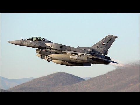 Top Falcons: The UAEs F-16 Block 60/61 Fighters