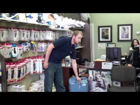 Philips Everflow Oxygen Concentrator