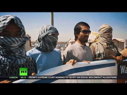 'We were faithful': Afghan ex-workers of Bundeswehr base demand asylum in Germany