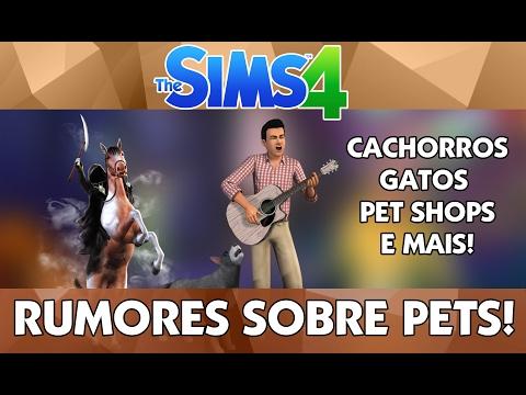 The Sims 4 Pets - Todos os Rumores até agora!