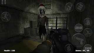 Slendrina Christmas Night Of Horror Part 1/2