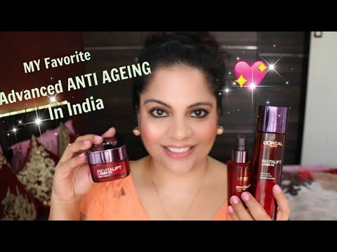 L'Oreal Revitalift Laser x3 Anti Ageing | Advanced Anti Ageing In India