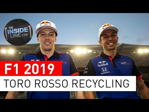 Image: WATCH: Toro Rosso Feature
