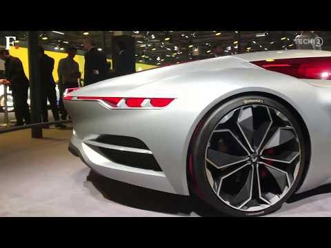 Renault Trezor Concept | Auto Expo 2018