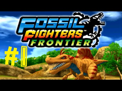 Видео № 1 из игры Fossil Fighters Frontier (Б/У) [3DS]
