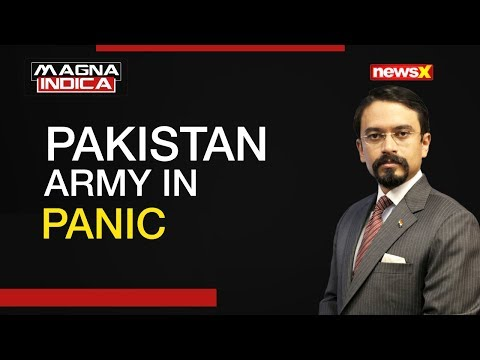 Pakistan Army in panic | NewsX