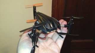 SH - Scorpion S-Max #6047A Tricopter - Review and Flight