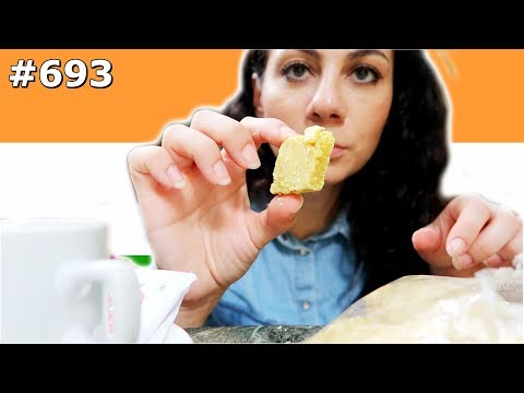 TRYING TRADITIONAL GOA SWEETS INDIA DAY 693 | TRAVEL VLOG IV