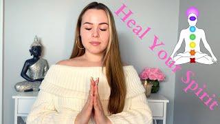 Heal Your Spirit (spiritual journey advice)