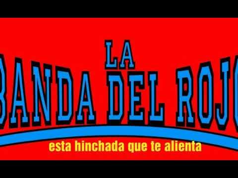 """""""Dale dale Rojo; dale dale dale dale ROJO..."""" Barra: La Banda del Rojo • Club: Municipal"""