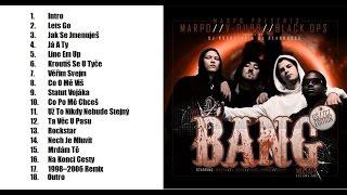Marpo - The Bang! (Celý album/Full album)