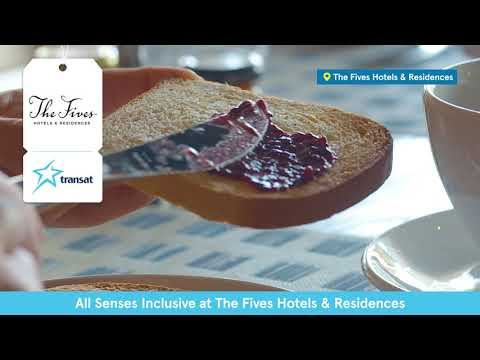 VIDEOTORIAL: Discover all-senses inclusive at The Fives Hotels & Residences