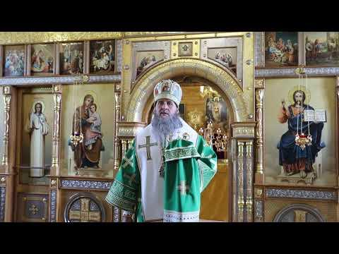 Митрополит Даниил побывал с архипастырским визитом в Чимеевском монастыре