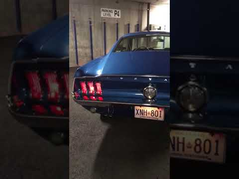 Video of Classic 1968 Mustang - MGW8