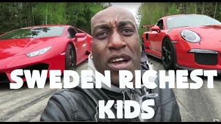 SWEDEN RICHEST KIDS !