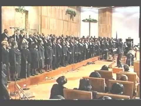 Песнопение в церкви
