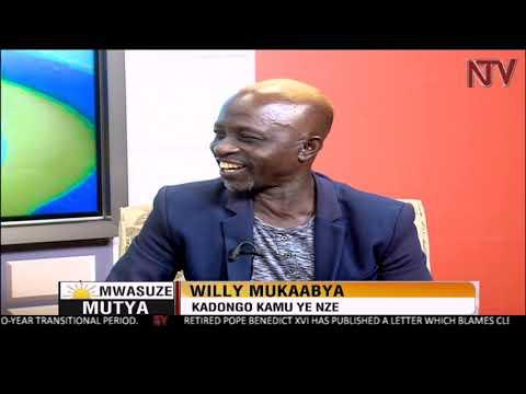 NTV Mwasuze Mutya: Emboozi ya Willy Mukaabya