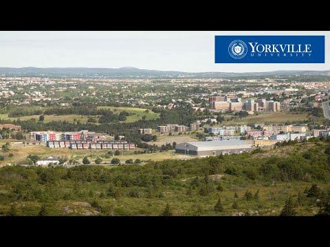 Yorkville University's Community Across Canada
