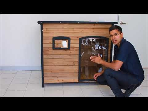 How To Build Biggest Dog Kennel XXL German Shepherd DIY Extra Large Pet House Www.petjoint.com.au