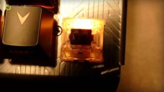 ROG Claymore - מקלדת מכנית מבית Asus