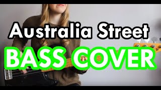 Sticky Fingers - Australia Street (Bass Cover with TABS in description)